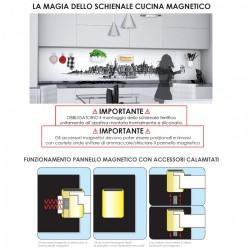 istruzioni schienali magnetici